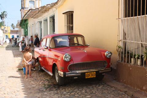 トリニダ車