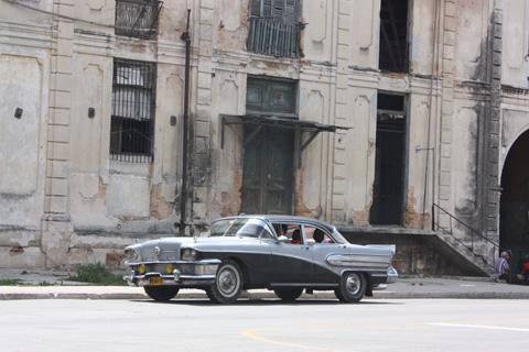 coche en habana