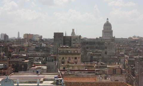 世界遺産、ハバナ旧市街