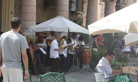 Música en la calle(ムシカ・エン・ラ・カジェ)