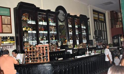 ハバナで観たキューバ音楽(Cafe Taverna en Habana)
