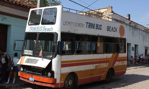 Trini bus(トリニ・ブス)