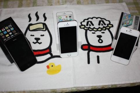 iPhone三代記