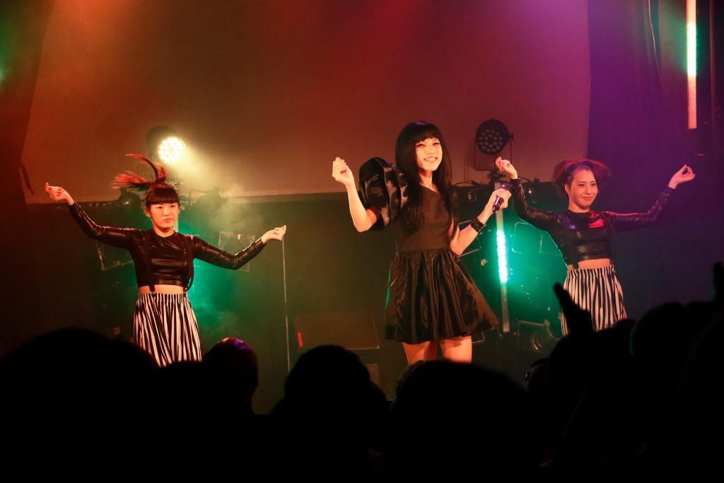 情熱マリ子、ライブ