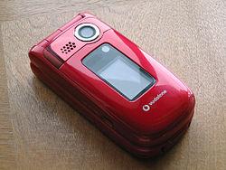 Vodafone V601SH