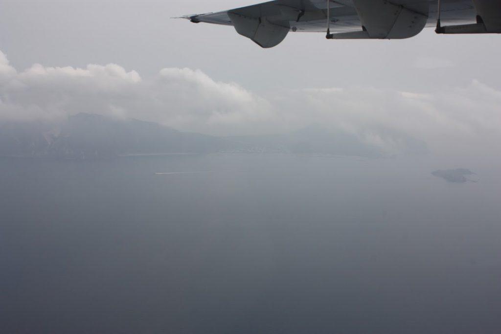 新島と地内島