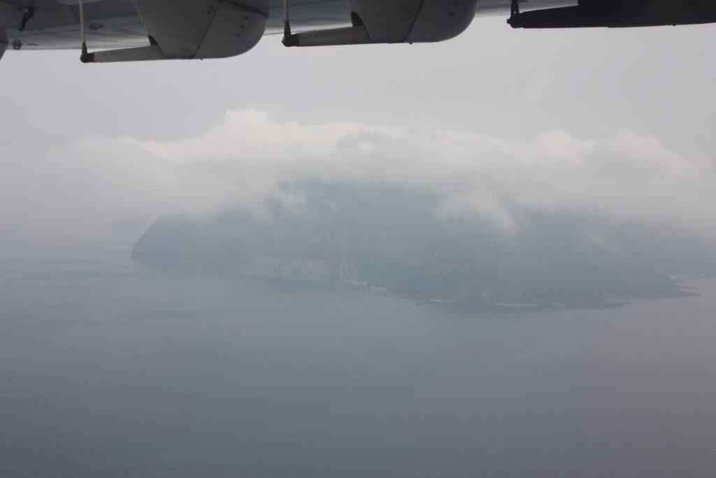 神津島北側