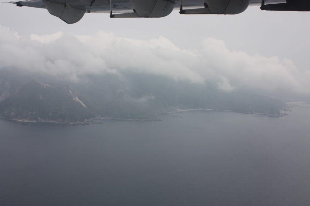 神津島西側(温泉付近)