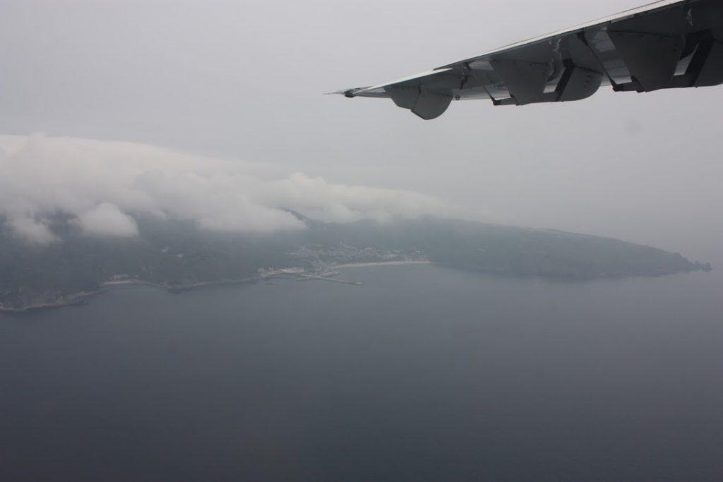 神津島西側