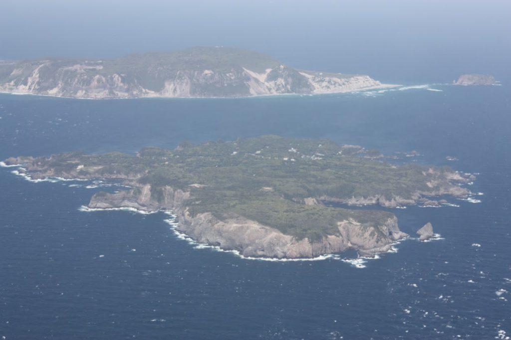 式根島、新島