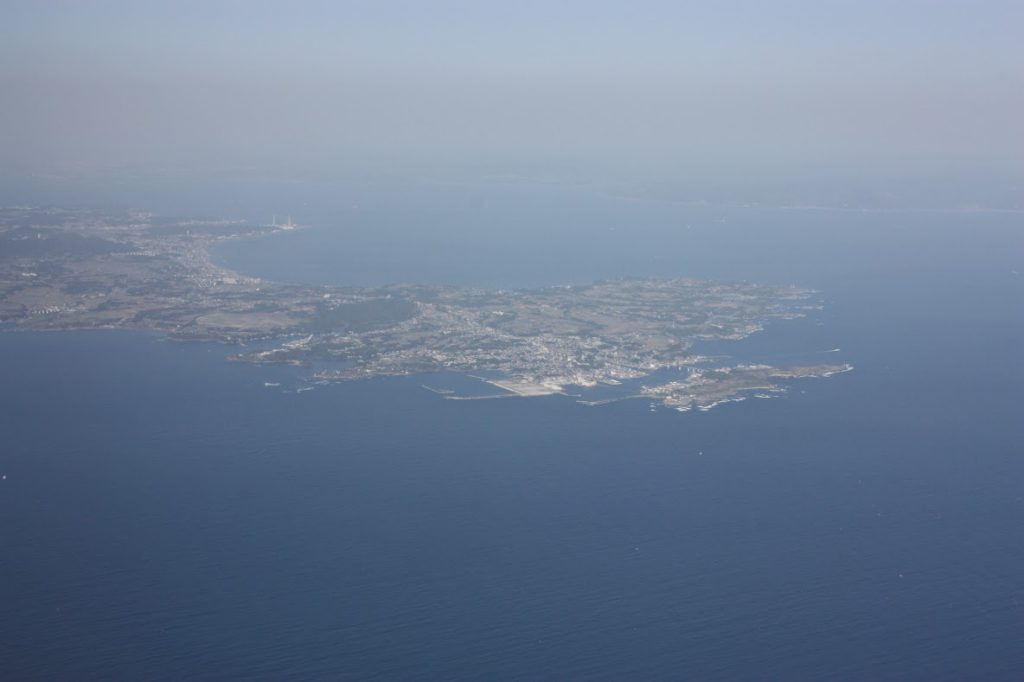 三浦半島(城ヶ島)