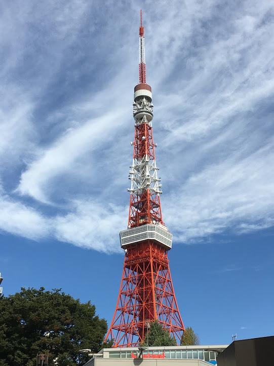 東京タワー 2016/10/6